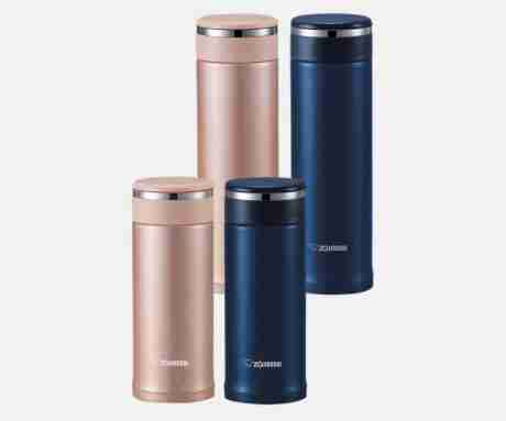 Zojirushi Stainless Steel Travel Mug w/Tea Leaf Filter