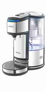 Breville BRITA HotCup Dispenser with Cup Select