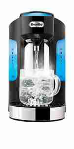 Breville HotCup Dispenser with Cup Size Select