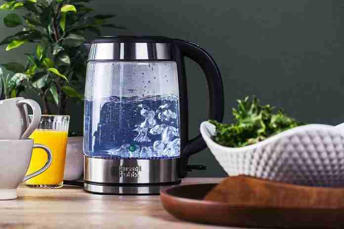 Russell Hobbs Illuminating Glass Kettle review