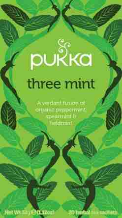 Peppermint Tea Puka
