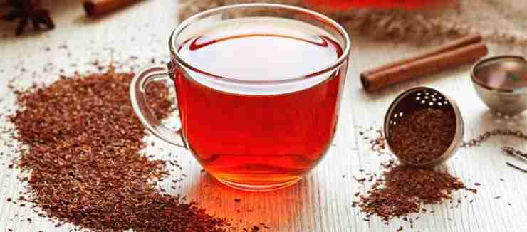 Pros and cons of the ROOIBOS Tea